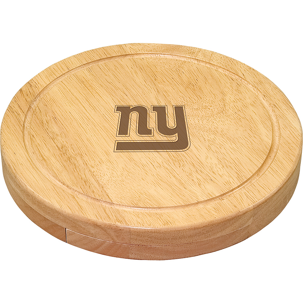 Picnic Time New York Giants Cheese Board Set New York Giants - Picnic Time Outdoor Accessories - Outdoor, Outdoor Accessories