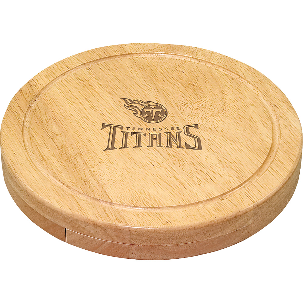 Picnic Time Tennessee Titans Cheese Board Set Tennessee Titans - Picnic Time Outdoor Accessories - Outdoor, Outdoor Accessories