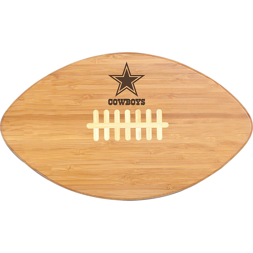 Picnic Time Dallas Cowboys Touchdown Pro! Cutting Board Dallas Cowboys - Picnic Time Outdoor Accessories - Outdoor, Outdoor Accessories