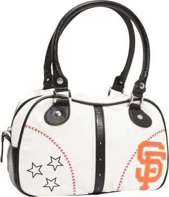 Concept One San Francisco Giants Ethel Pebble Grain Handbag