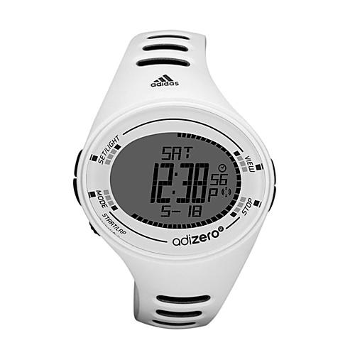 adidas originals Watches Adidas Performance Adizero White with Black - adidas originals Watches... (10218824 ADP3509-White) photo