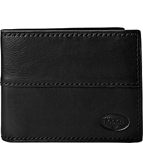 Dillion Traveler Wallet Black