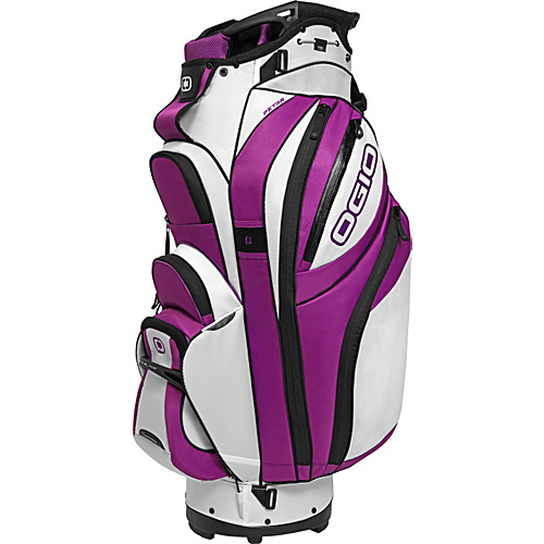 OGIO Women's Petra Cart Bag Amythest - OGIO Golf Bags