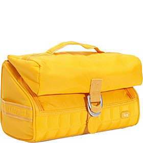 Flip-Top Toiletry Case Marigold