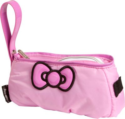 Hello Kitty Golf Hello Kitty Golf Hello Kitty Diva  inchBow inch Pouch Pink/Pink - Hello Kitty Golf Women's SLG Other