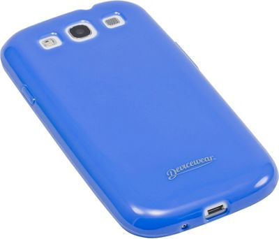 Devicewear Haven: Samsung Galaxy S3 Case Blue - Devicewear Electronic Cases