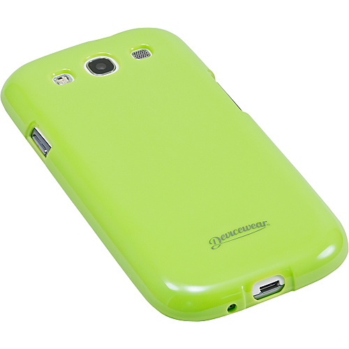 Devicewear Haven: Samsung Galaxy S III Case (For All Galaxy S3 Phones from AT&T, T-Mobile, Sprint, Verizon, or Unlocked) Green - Devicewear Personal Electronic