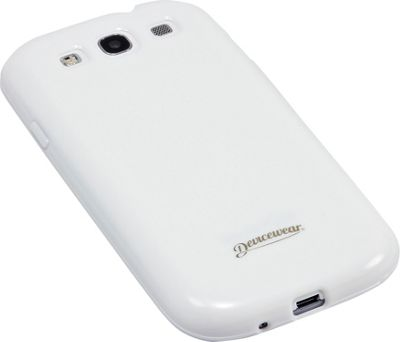 Devicewear Haven: Samsung Galaxy S3 Case White - Devicewear Electronic Cases