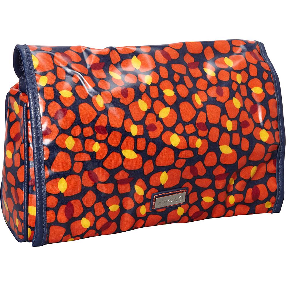 Hadaki Coated Toiletry Pod Roll-up Arabesque Pebbles - Hadaki Toiletry Kits - Travel Accessories, Toiletry Kits