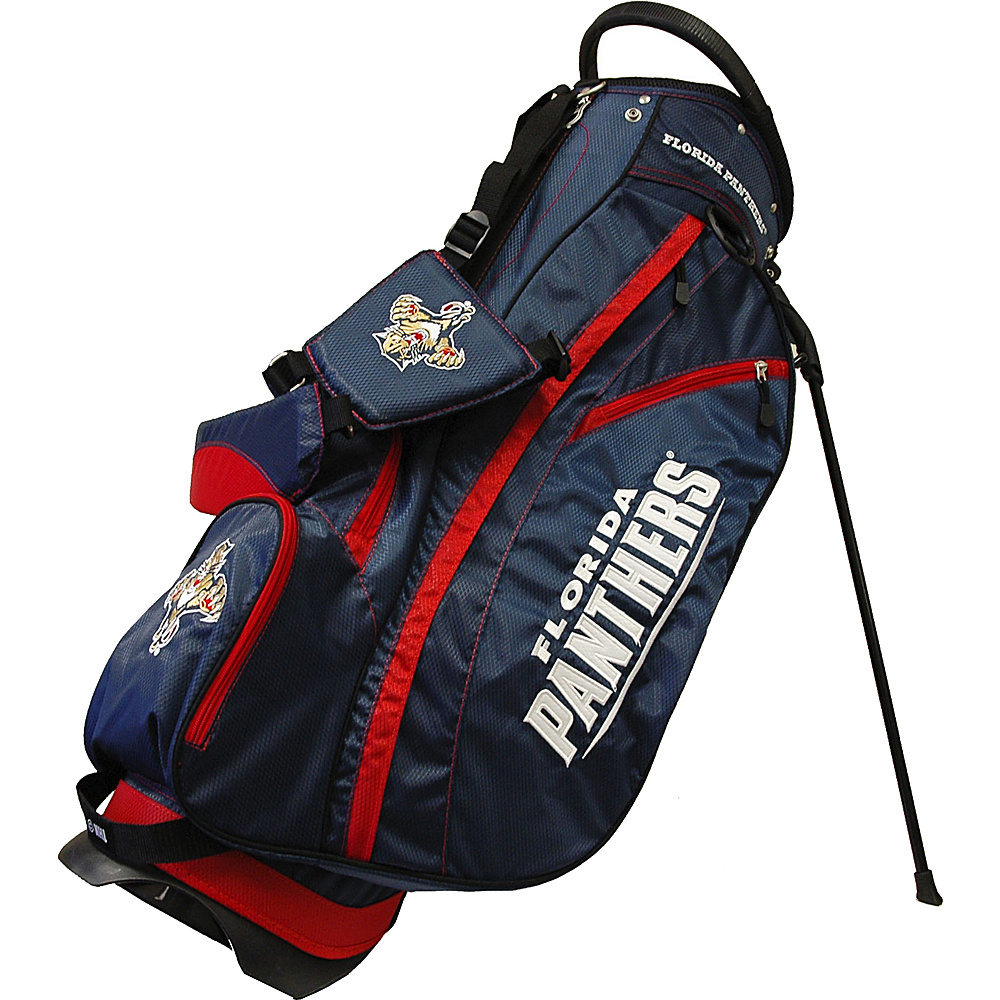Team Golf USA NHL Florida Panthers Fairway Stand Bag Navy - Team Golf USA Golf Bags