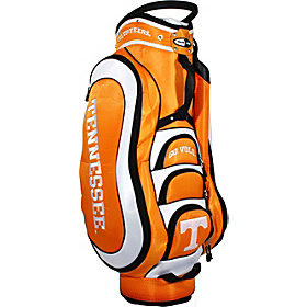NCAA University of Tennessee Volunteers Medalist Cart Bag Orange