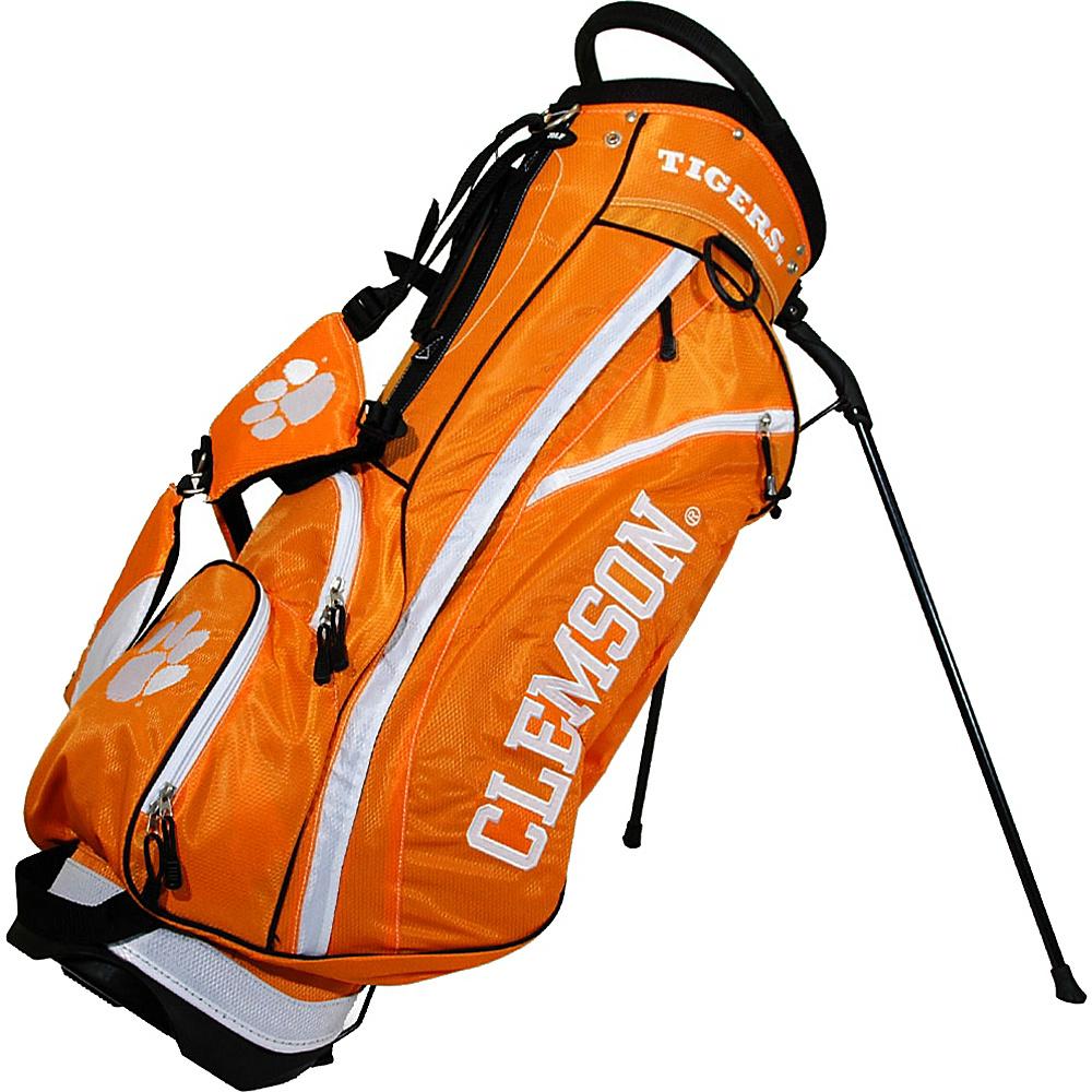 Team Golf USA NCAA Clemson University Tigers Fairway Stand Bag Orange - Team Golf USA Golf Bags