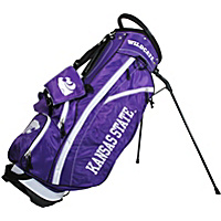 Team Golf NCAA Kansas State University Wildcats Fairway Stand Bag Purple - Team Golf Golf Bags