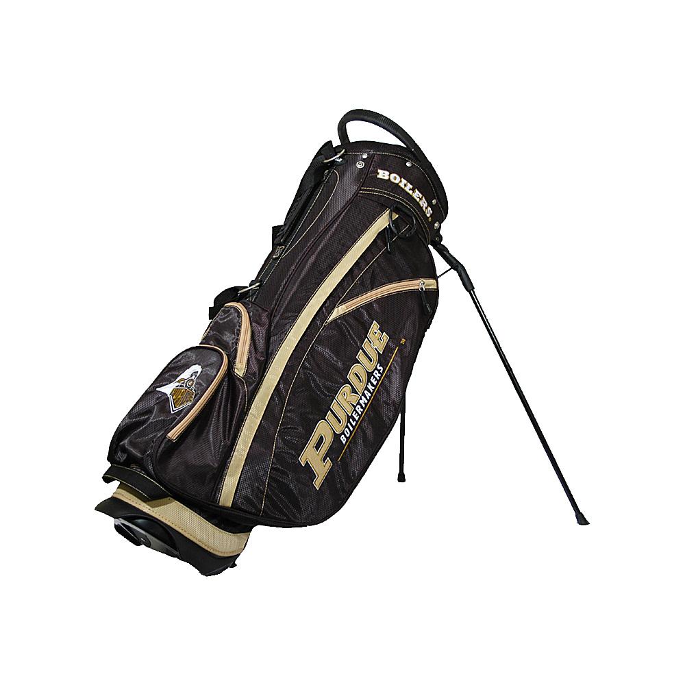 Team Golf USA NCAA Purdue University Boilermakers Fairway Stand Bag Black - Team Golf USA Golf Bags