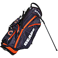 Team Golf NFL Chicago Bears Fairway Stand Bag Blue - Team Golf Golf Bags
