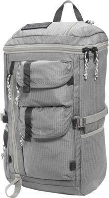 JanSport Watchtower Laptop Backpack - 15 inch Grey Mini Ripstop - JanSport Business & Laptop Backpacks