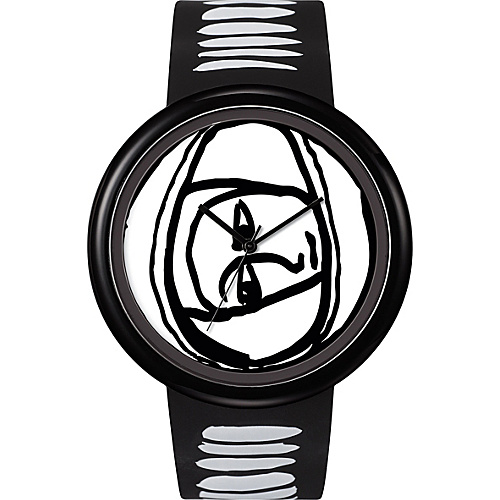 o.d.m. Watches Time Gallery White/Black - o.d.m. Watches Watches
