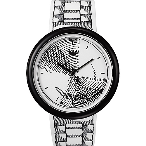 o.d.m. Watches Time Gallery Grey/White - o.d.m. Watches Watches