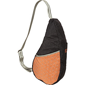 Jazzmin Healthy Back Bag Orange