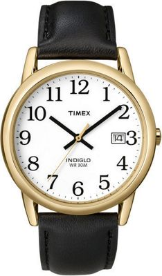 Timex Men's Easy Reader Watch Gold tone - Timex Watches