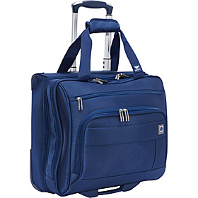 Helium SuperLight Spinners 2-Wheel Trolley Tote Pacific Blue