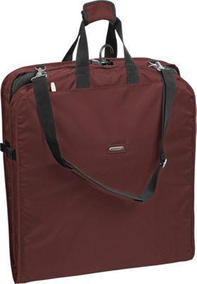 Wally Bags 52 inch Shoulder Strap Garment Bag Port - Wally Bags Garment Bags