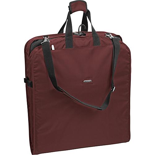 "Wally Bags 52"" Shoulder Strap Garment Bag Port - Wally Bags Garment Bags"