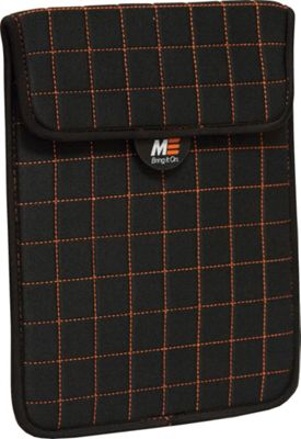 Mobile Edge NeoGrid Sleeve for iPad and 10 inch Tablets Black/Orange - Mobile Edge Electronic Cases