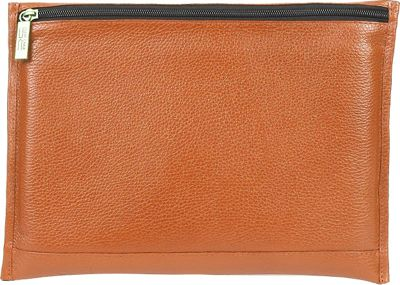 ClaireChase I-Pouch for iPad / Tablets & eReaders Saddle - ClaireChase Electronic Cases