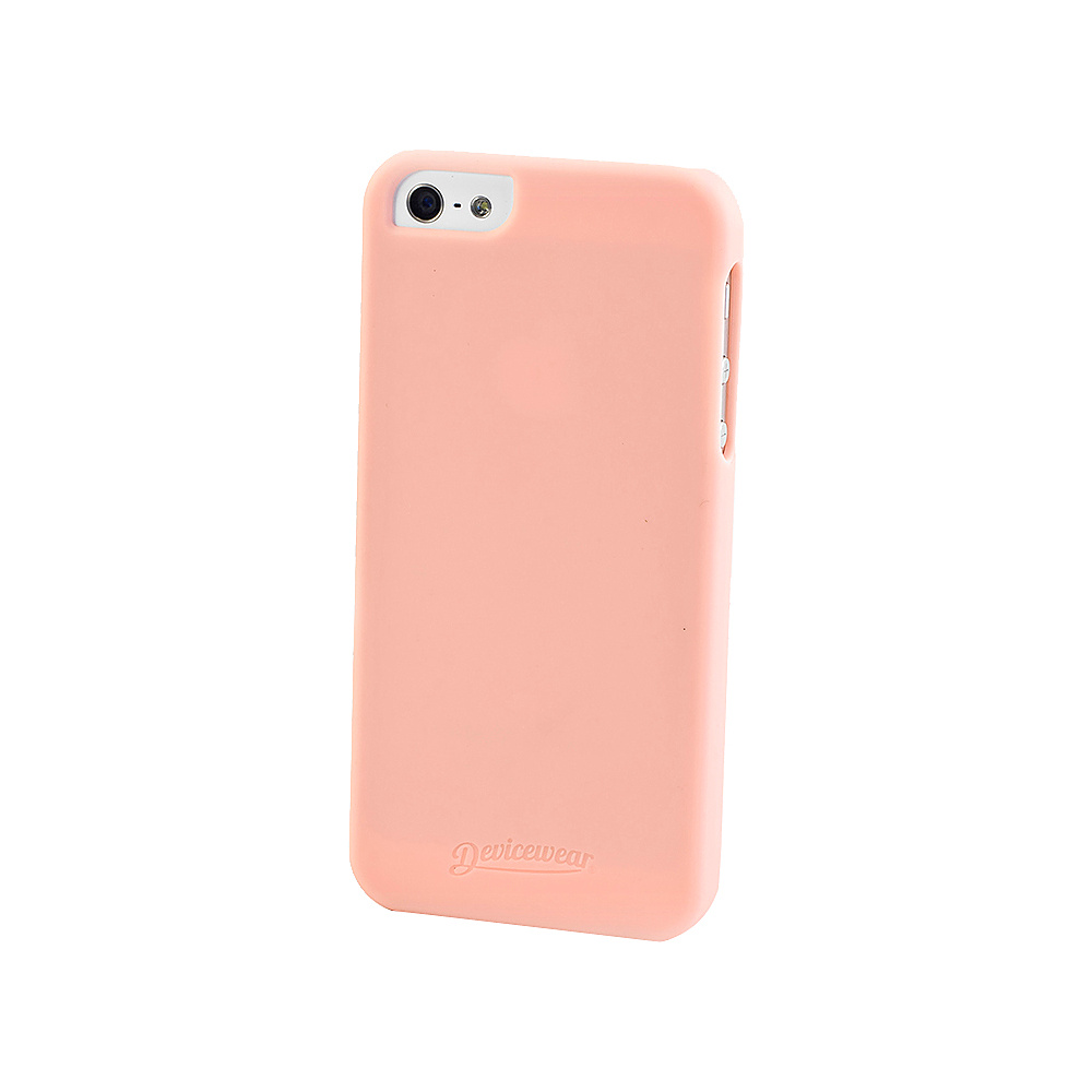 Devicewear Metro for iPhone SE/5/5S Coral - Devicewear Electronic Cases