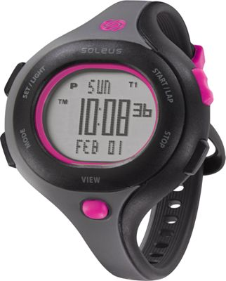 Soleus Chicked Black/rhored/black - Soleus Watches
