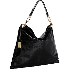 Gaia Shine Hobo Black