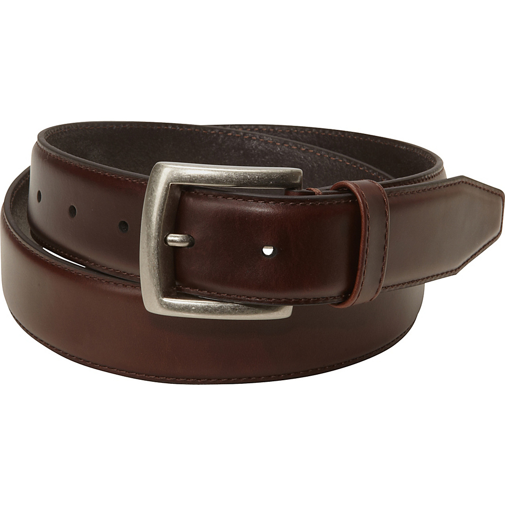 Johnston Murphy Waxed Leather Belt Brown 42 Johnston Murphy Other Fashion Accessories