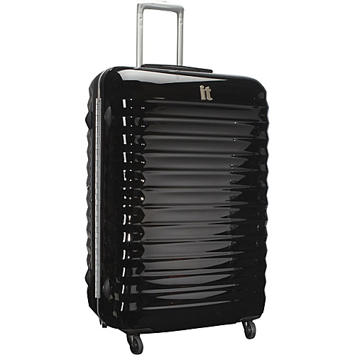 IT Luggage Shiny Vigo 4 Wheeled Framed 28