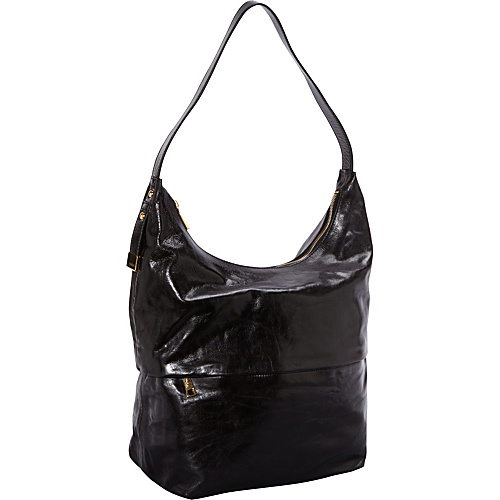Hobo Joyce Hobo Black - Hobo Leather Handbags