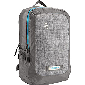 Blackbird Laptop Backpack Grey Texture/Cold Blue