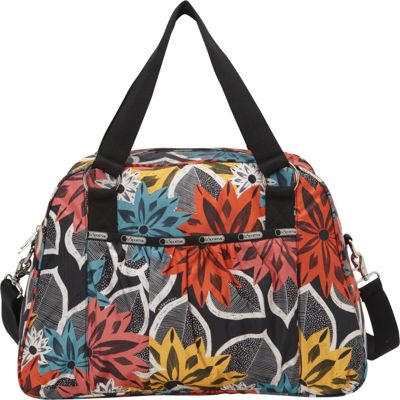 LeSportsac Abby Carry-On Luggage Tote Caraway Floral - LeSportsac Luggage Totes and Satchels