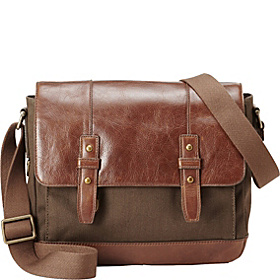 Dillon Canvas Commuter Olive