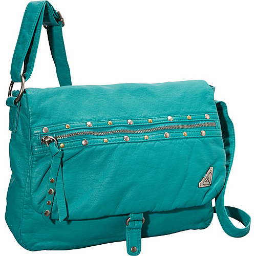 Roxy Still Wild Crossbody Dynasty Green - Roxy Junior Handbags