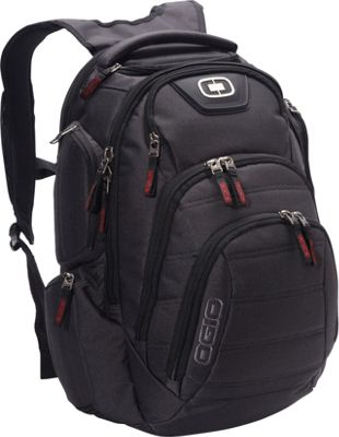 OGIO Renegade RSS Laptop Backpack - 15 inch Black Pindot - OGIO Business & Laptop Backpacks