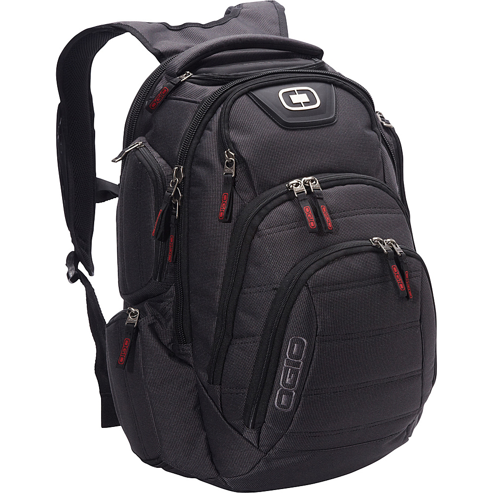"OGIO Renegade RSS Laptop Backpack - 15"" Black Pindot - OGIO Business & Laptop Backpacks"
