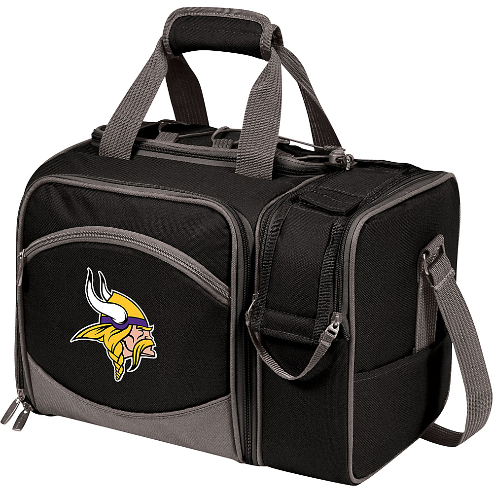 Picnic Time Minnesota Vikings Malibu Insulated Picnic Pack Minnesota Vikings - Picnic Time Outdoor Coolers - Outdoor, Outdoor Coolers