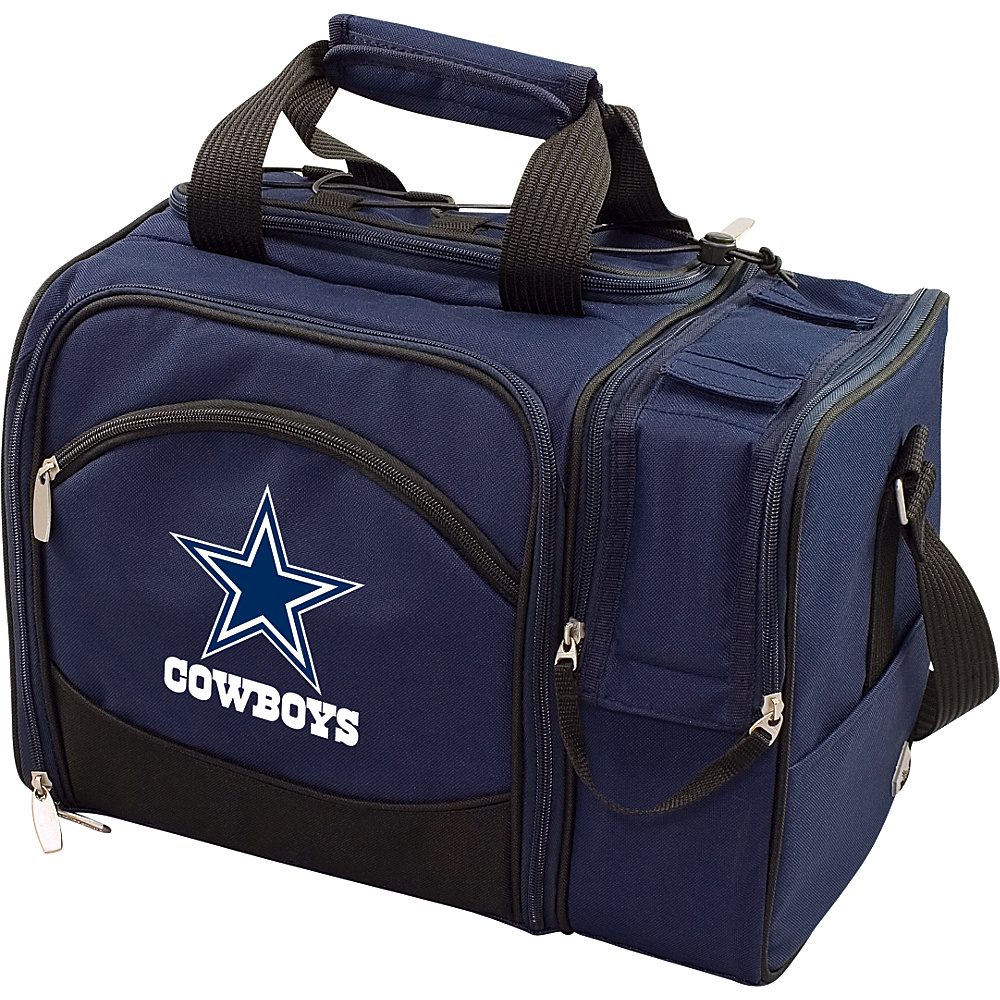 Picnic Time Dallas Cowboys Malibu Insulated Picnic Pack Dallas Cowboys Navy - Picnic Time Outdoor Coolers - Outdoor, Outdoor Coolers