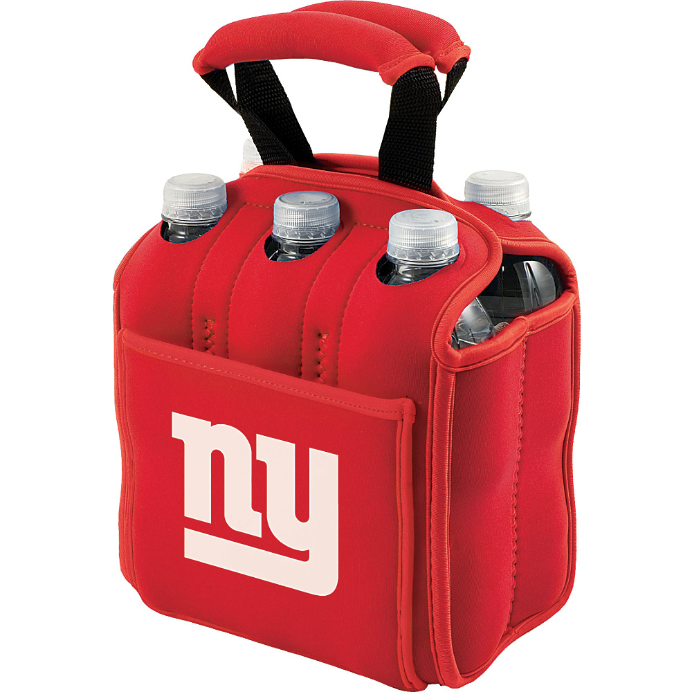 Picnic Time New York Giants Six Pack New York Giants Red - Picnic Time Outdoor Accessories - Outdoor, Outdoor Accessories
