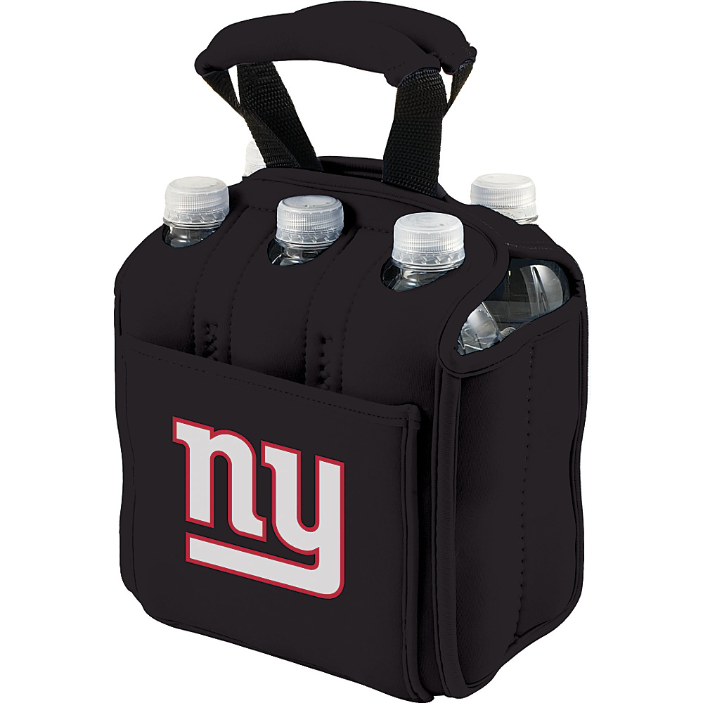 Picnic Time New York Giants Six Pack New York Giants Black - Picnic Time Outdoor Accessories - Outdoor, Outdoor Accessories