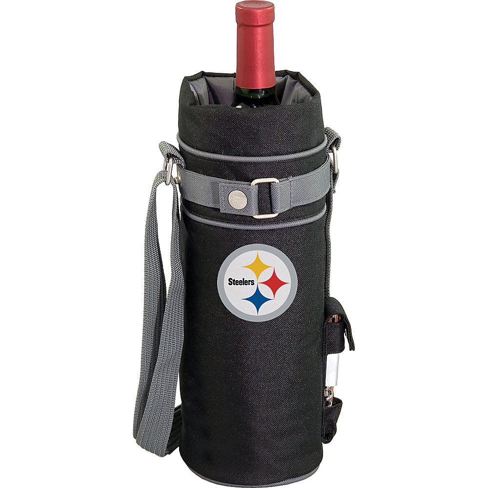 Picnic Time Pittsburgh Steelers Wine Sack Pittsburgh Steelers - Picnic Time Outdoor Accessories - Outdoor, Outdoor Accessories