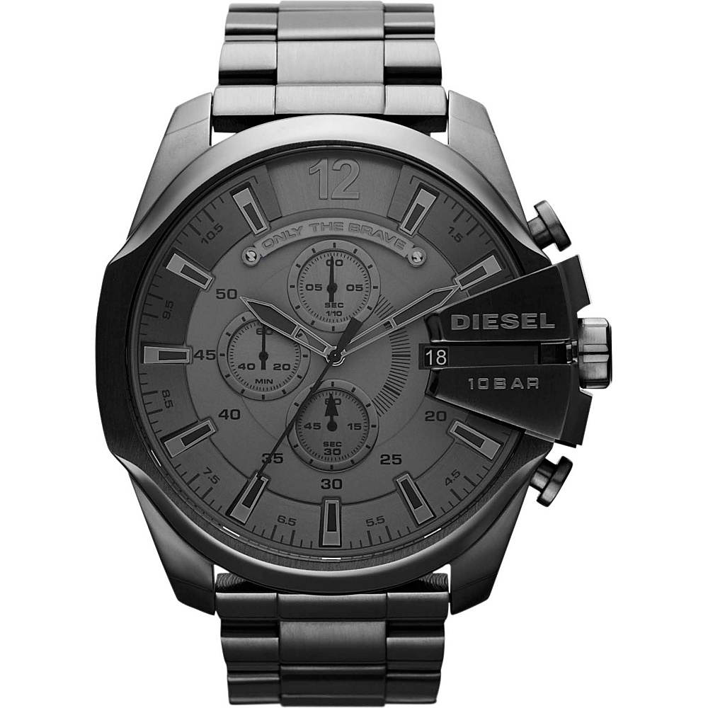 Diesel Watches Mega Chief Gunmetal Diesel Watches Watches