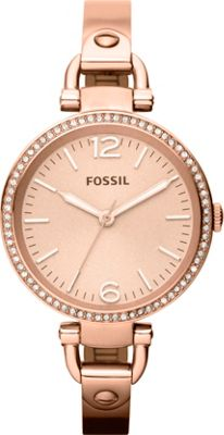 Fossil Georgia Rose Gold - Fossil Watches