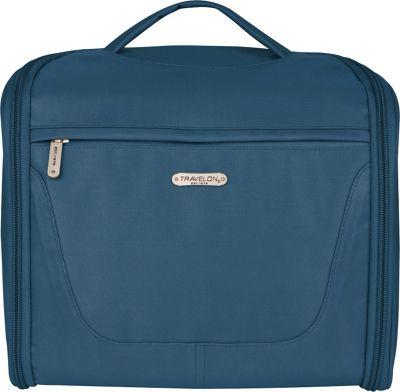 Travelon Mini Independence Bag Steel Blue - Travelon Toiletry Kits