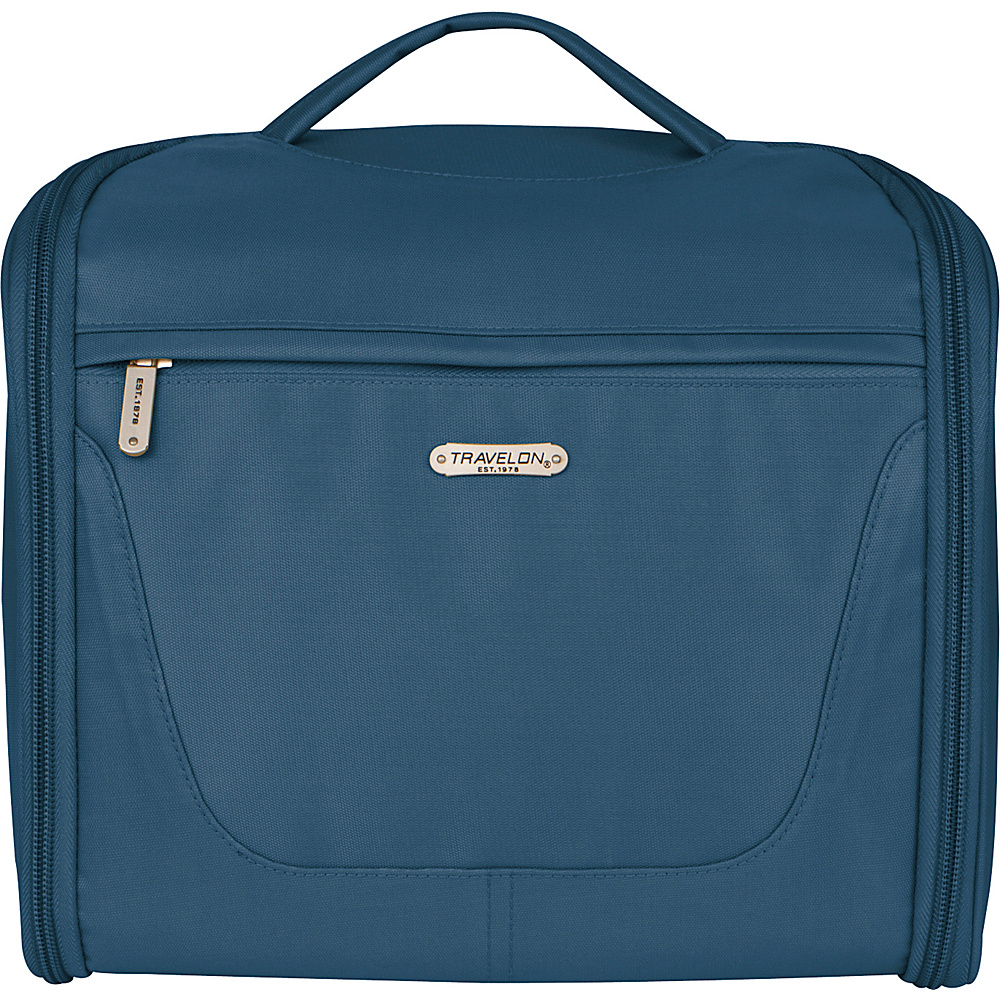 Travelon Mini Independence Bag Steel Blue - Travelon Toiletry Kits - Travel Accessories, Toiletry Kits
